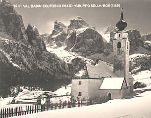 History of the Dolomites