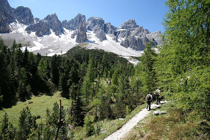 Naturpark Puez-Geisler - Ladinia