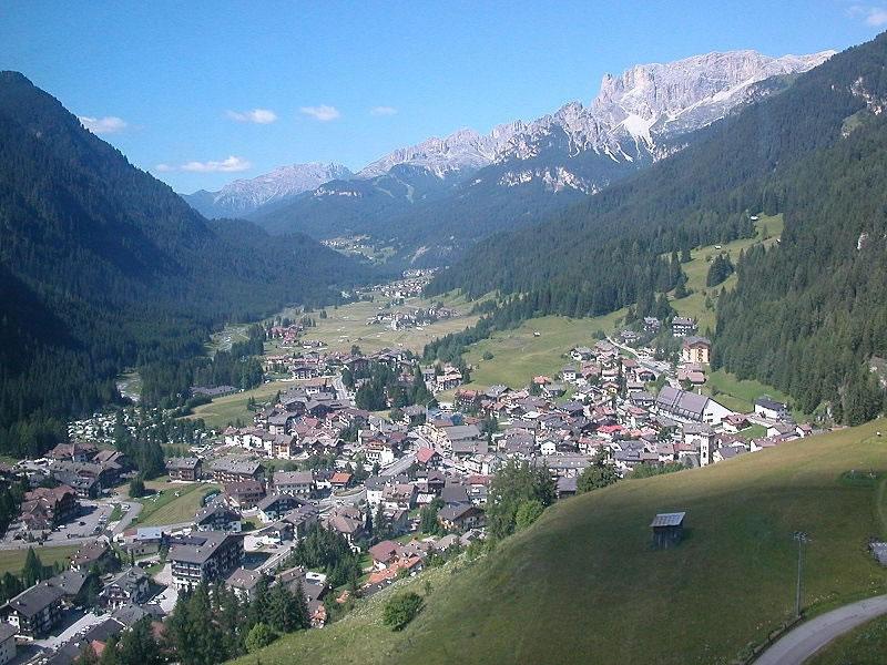 Val di Fassa - Val de Fascia - Ladinia