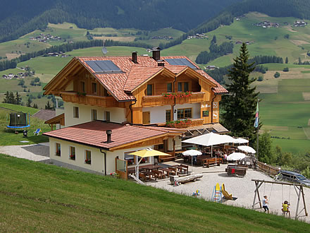Bed & Breakfast La Para - Kronplatz