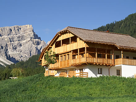 Pension Odles - Kronplatz