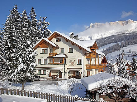 Bed & Breakfast Lasteis - Alta Badia