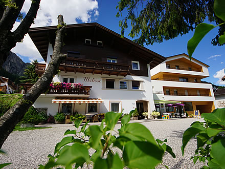Bed & Breakfast Villa Melisse - Alta Badia