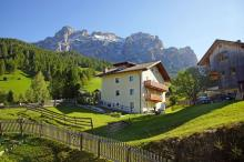 Apartments Pic Plan - San Cassiano - 1