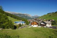 Apartments Pic Plan - San Cassiano - 2