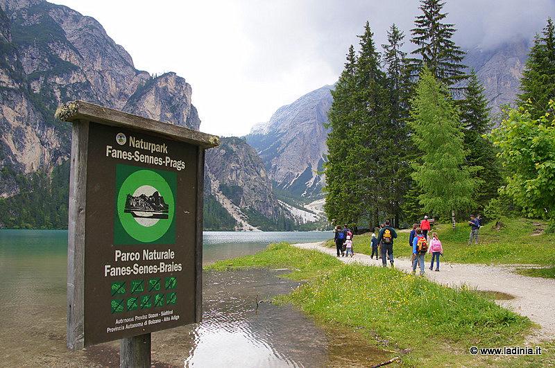 escursione san vigilio - lago di braies a san vigilio di marebbe ... - Soggiorno Lago Di Braies