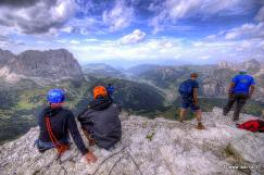 Via Ferrata Mesules