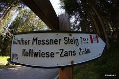 Günter Messner Steig