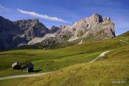 Alpine path Dolomites 2 Stage 3